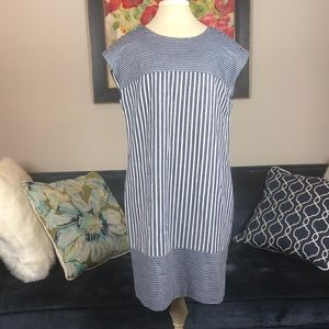 Striped dress by Jones New York signature